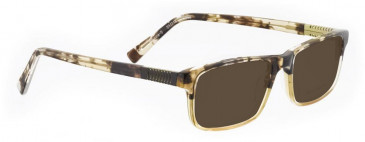 Bellinger BOUNCE-5-210 Sunglasses in Green/Brown Tortoiseshell