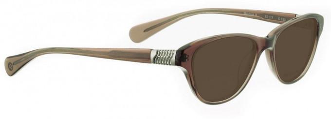 Bellinger BOUNCE-9-333 Sunglasses in Green
