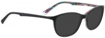 Bellinger COMFY-984 Sunglasses in Matt Black/Multi Color