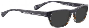 Bellinger DRACO-2-603 Sunglasses in Layered Aceate Mix
