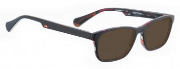 Bellinger HALO-917 Sunglasses in Black Matt