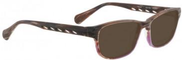 Bellinger PATROL-260 Sunglasses in Brown Tortoiseshell