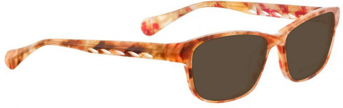 Bellinger PATROL-253 Sunglasses in Light Brown Pattern