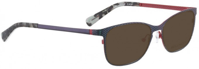 Bellinger ELLIE-4167 Sunglasses in Blue