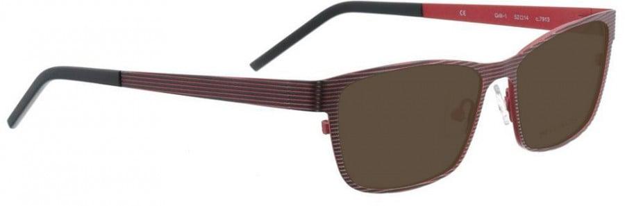 368c124bb1e Bellinger GRILL-1 Prescription Sunglasses at SpeckyFourEyes.com