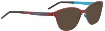 Bellinger JETSTREAM-6948 Sunglasses in Aubergine