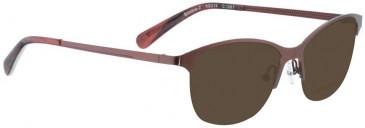 Bellinger SLIMLINE-2-9069 Sunglasses in Black