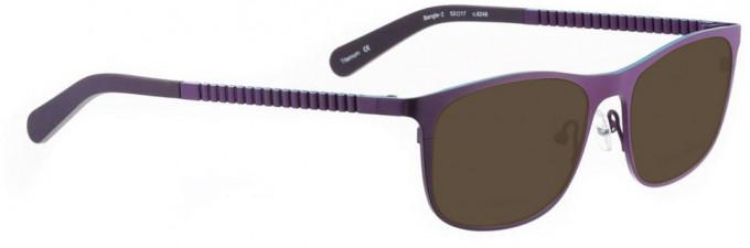 Bellinger BANGLE-2-6248 Sunglasses in Purple
