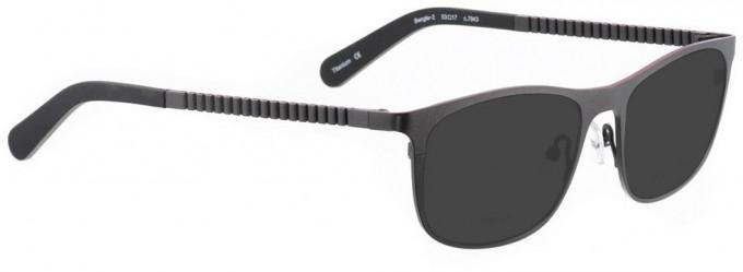 Bellinger BANGLE-2-7943 Sunglasses in Dark Grey