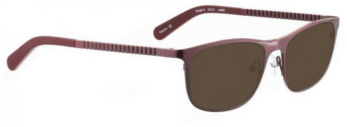 Bellinger BANGLE-2-6856 Sunglasses in Aubergine Pearl