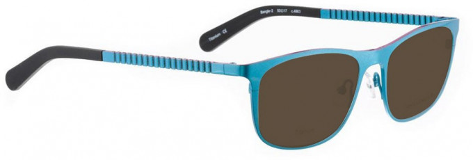 Bellinger BANGLE-2-4863 Sunglasses in Turquoise Pearl