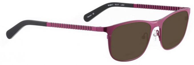 Bellinger BANGLE-2-6341 Sunglasses in Light Pink Cherry Pearl