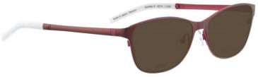 Bellinger SANDLAU-9-6366 Sunglasses in Purple Pearl