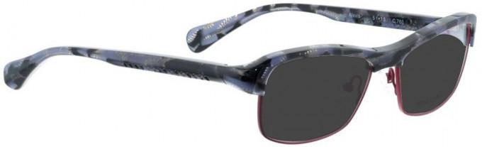 Bellinger ALEXIS-760 Sunglasses in Grey Pattern