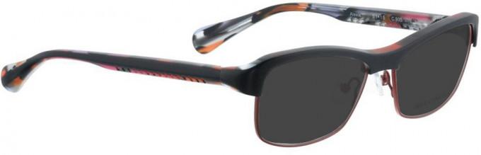 Bellinger ALEXIS-935 Sunglasses in Black Matt