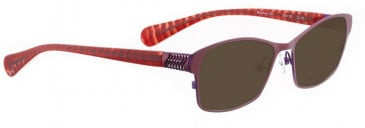 Bellinger BOUNCE-M1-10 Sunglasses in Red Pearl