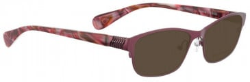 Bellinger BOUNCE-M3-6300 Sunglasses in Pink Cherry Pearl