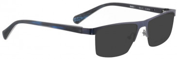 Bellinger DEXTER-1-4075 Sunglasses in Blue