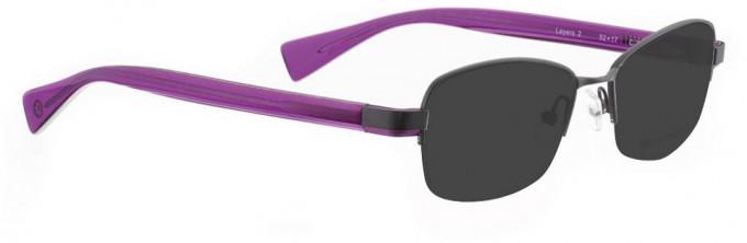 Bellinger LAYERS-2-72 Sunglasses in Grey