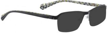 Bellinger LEVELS-2-9098 Sunglasses in Black