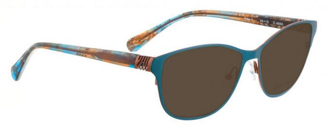 Bellinger RIBS-2-4850 Sunglasses in Ocean/Orange
