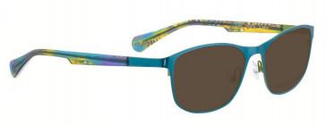 Bellinger TRIM-7910 Sunglasses in Matt Dark Grey