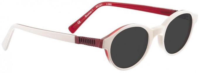 Bellinger BOUNCE-1-980 Sunglasses in Cream
