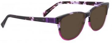 Bellinger BOUNCE-6-601 Sunglasses in Purple Tortoiseshell