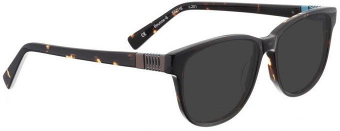 Bellinger BOUNCE-6-201 Sunglasses in Dark Brown Matt Tortoiseshell