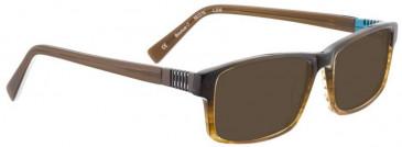 Bellinger BOUNCE-7-206 Sunglasses in Brown Gradient