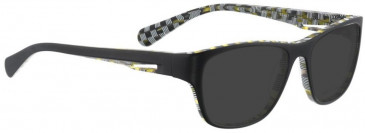Bellinger HUSTLER-1-905 Sunglasses in Black