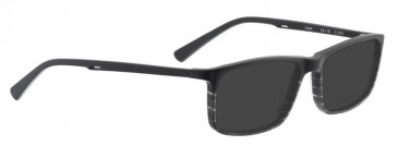 Bellinger LEAN-970 Sunglasses in Black