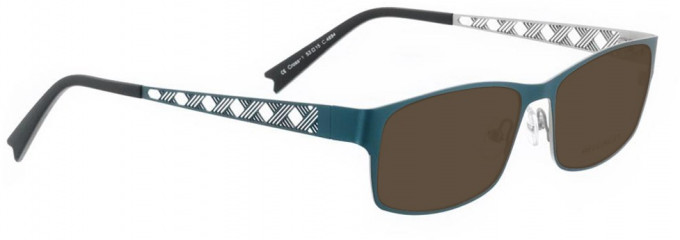Bellinger CROSS-1-4694 Sunglasses in Blue