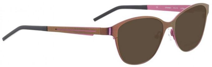 Bellinger JETSTREAM-6566 Sunglasses in Metallic