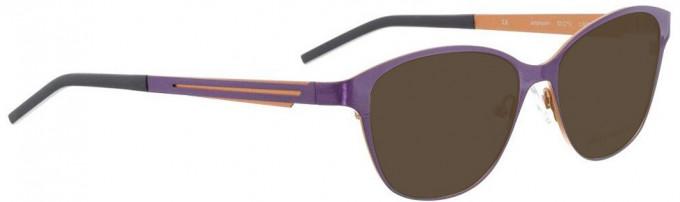 Bellinger JETSTREAM-6056 Sunglasses in Shiny Pearl