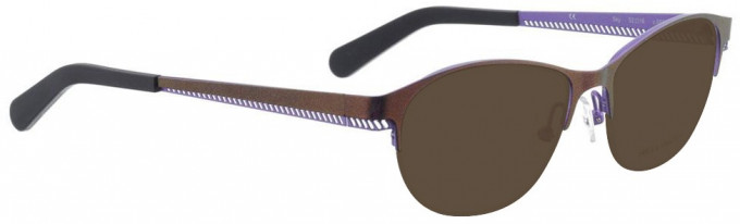Bellinger SKY-6560 Sunglasses in Metallic Purple