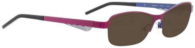 Bellinger SPEEDLINE-6347 Sunglasses in Shiny Light Pearl