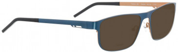Bellinger DAYCAB-4456 Sunglasses in Blue