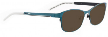 Bellinger MOONSTEPS-2-4945 Sunglasses in Dark Turquoise Pearl