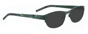 Bellinger NEWMOON-3-9095 Sunglasses in Black