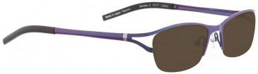 Bellinger SANDLAU-5-6000 Sunglasses in Purple Pearl