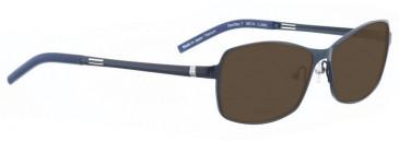 Bellinger SANDLAU-7-9800 Sunglasses in White Pearl