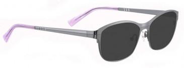 Bellinger SHINYMATT-2-7800 Sunglasses in Grey