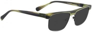 Bellinger BOUNCE-JFK-3-336 Sunglasses in Green Matt Tortoiseshell