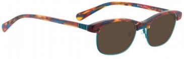 Bellinger BOUNCE-JFK-4-188 Sunglasses in Red Pattern