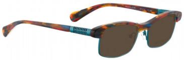 Bellinger BOUNCE-JFK-6-934 Sunglasses in Black