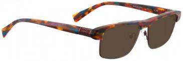 Bellinger BOUNCE-JFK-7-444 Sunglasses in Black