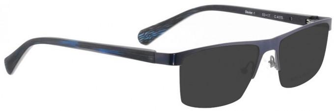 Bellinger DEXTER-1-4075 Sunglasses in Blue