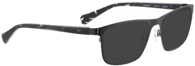 Bellinger DEXTER-3-9075 Sunglasses in Black