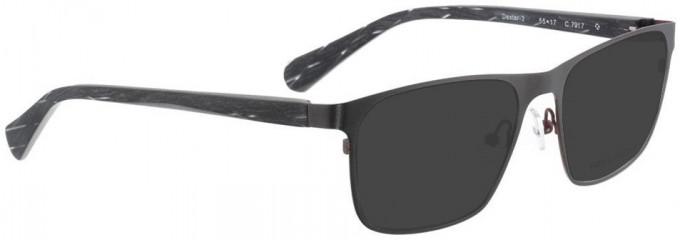 Bellinger DEXTER-3-7917 Sunglasses in Grey